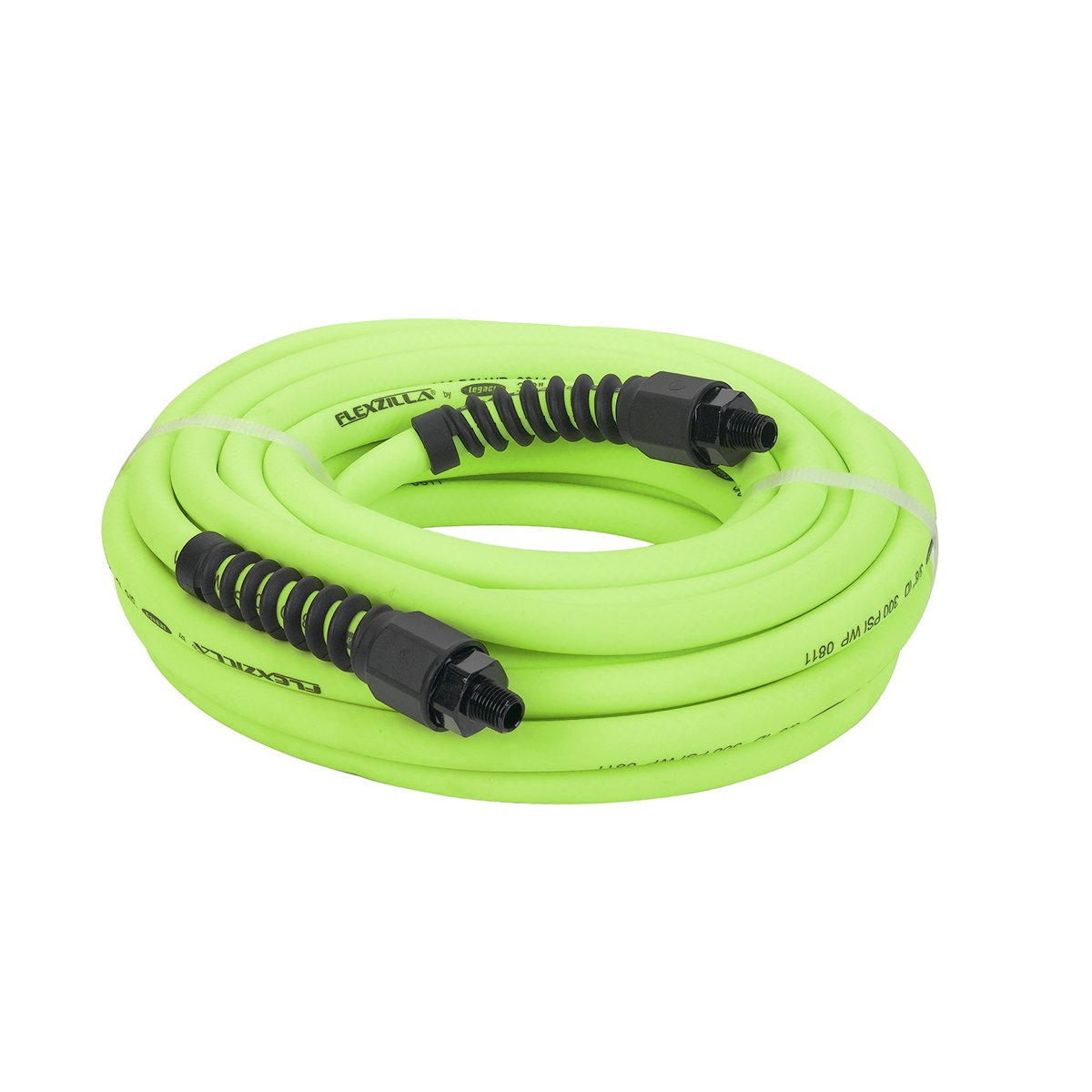Amazon.com: Flexzilla Pro Air Hose, 3/8 In. X 35 Ft., Heavy Duty,  Lightweight, Hybrid, ZillaGreen   HFZP3835YW2: Automotive