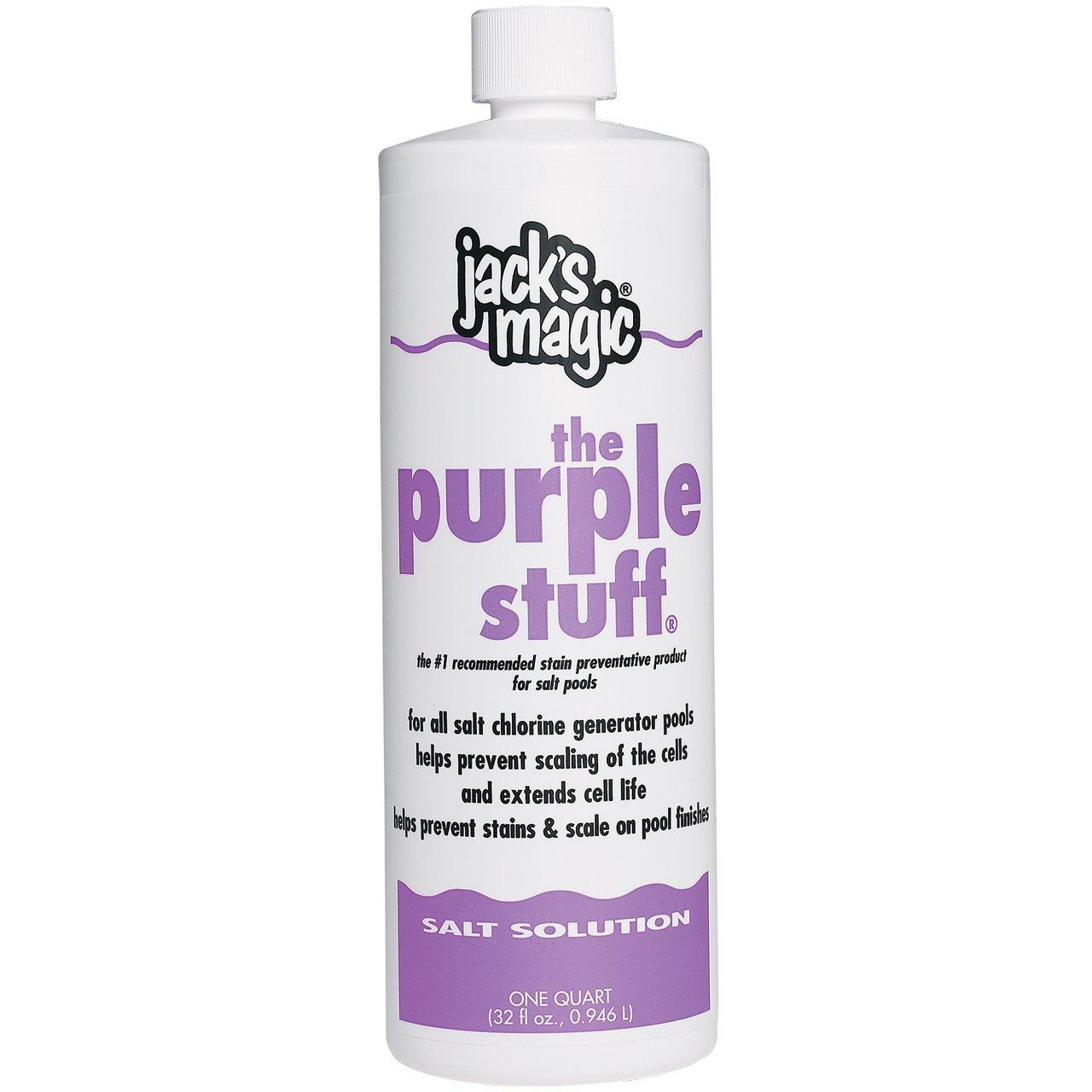 Jack's Magic The Purple Stuff, 32 oz by Jack's Magic