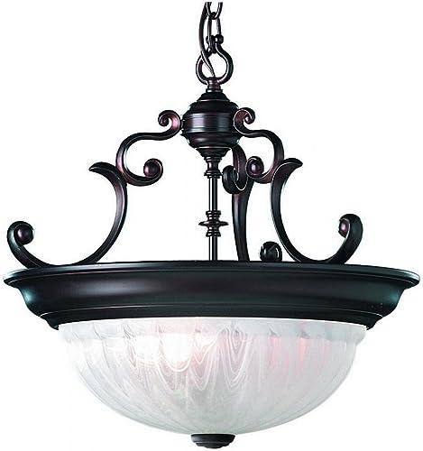 Dolan Designs 527-30 3Lt Royal Bronze Richland 3 Light Pendant