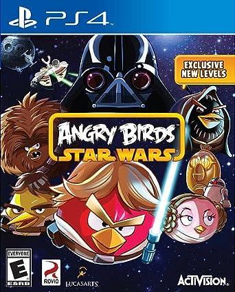 Activision Angry Birds Star Wars Ps4 Juego Ps4 Playstation 4