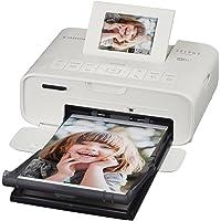 Canon 佳能 SELPHY CP1200 照片打印机 便携小型 无线连接 随身携带 色彩出众 白色(日本品牌)