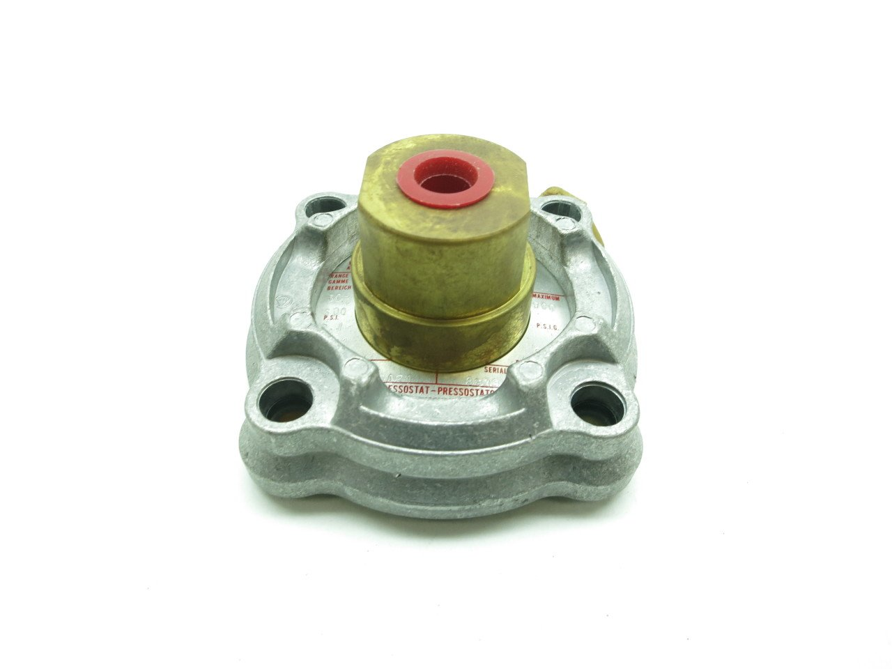 ASCO TK10A21 TRI-Point Pressure Transducer 30-600PSI D592043: Amazon.com: Industrial & Scientific