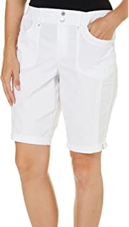 858e0c792d1 Gloria Vanderbilt Plus Size Maren Shorts at Amazon Women s Clothing ...