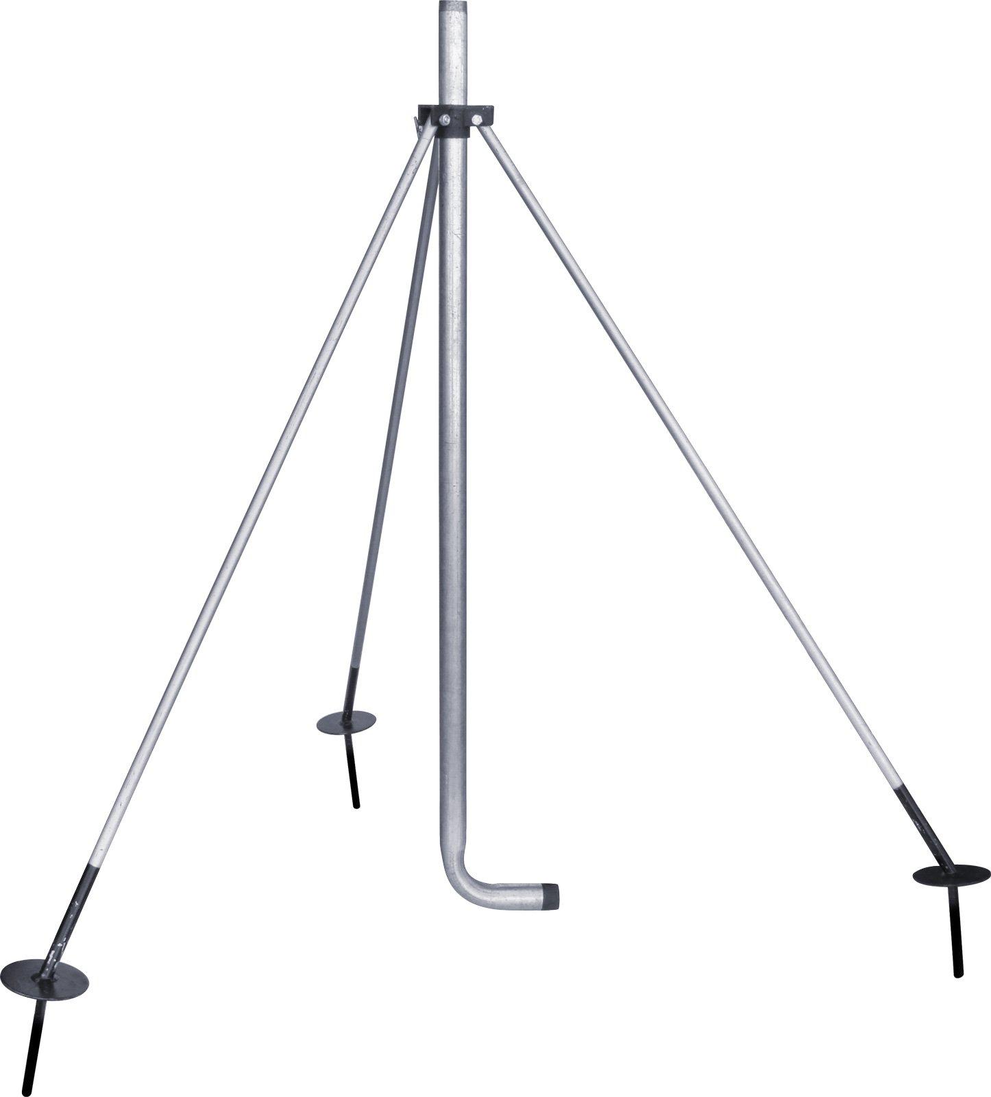 IrrigationKing RKTR150 63'' Tripod Stand for 1-1/2'' Rain Guns