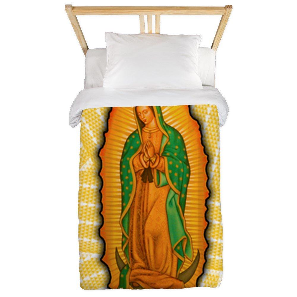 Twin Duvet Cover Virgen de Guadalupe by Royal Lion