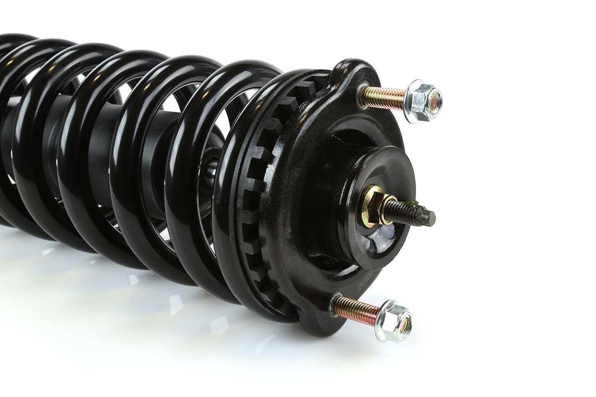 Prime Choice Auto Parts CST100121PR Front Strut Assembly Pair