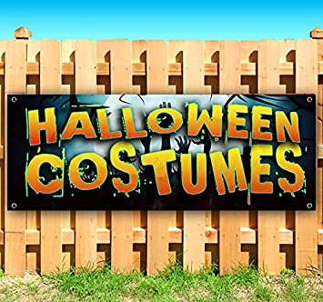 Many Sizes Available HALLOWEEN SALE 2 Advertising Vinyl Banner Flag Sign