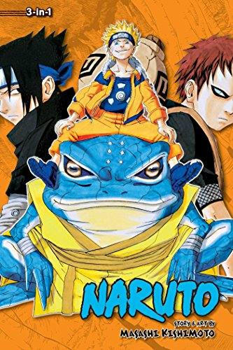 Naruto (3-in-1 Edition), Vol. 5: Includes vols. 13, 14 & 15