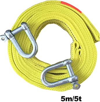Amazon.es: Cuerdas para remolque Cuerda de Remolque 4m / 5m ...