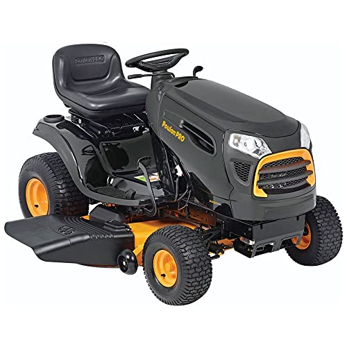 Poulan Pro 960420188 Briggs and Stratton 20 hp Pedal Control Automatic Drive Riding Mower