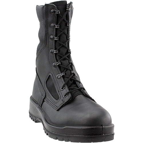 3f10c92aa24 Belleville 300TROPST Hot Weather Steel Toe Combat Boot, Black