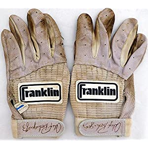 Alex Rodriguez Autographed 1994 Game Used Batting Gloves Signed Cert E95721 MLB Game Used Gloves