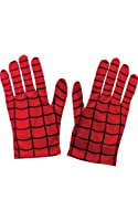 Rubie's Costume Men's Marvel Universe Adult Spiderman Gloves