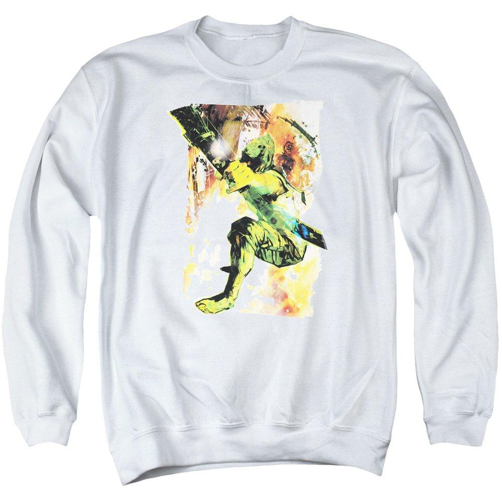 Justice League - Männer Painted Archer Sweater