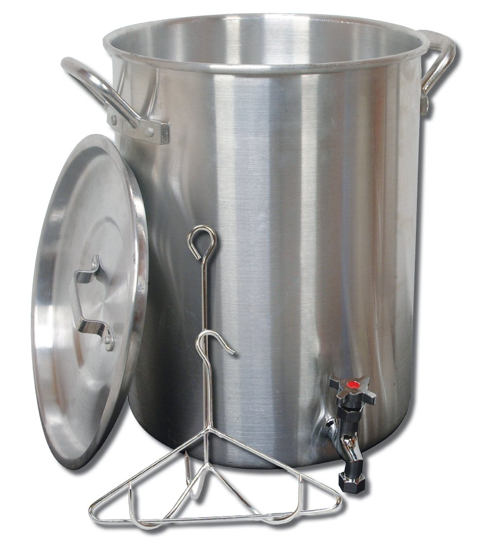 King Kooker 30PKSP 30-Quart Aluminum Stock Pot