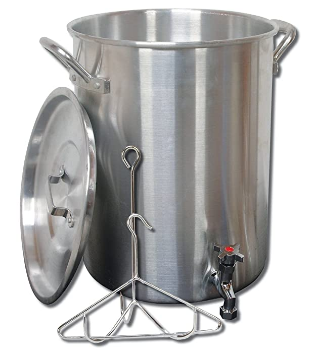 King Kooker 30PKSP 30-Quart Aluminum Stock Pot