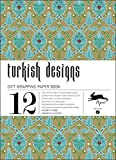 Turkish Designs : Gift and creative paper book Vol. 2 (English and Multilingual Edition)