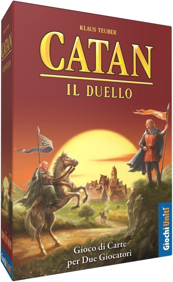Catan Studios Catan el Duello, GU562: Amazon.es: Juguetes y juegos