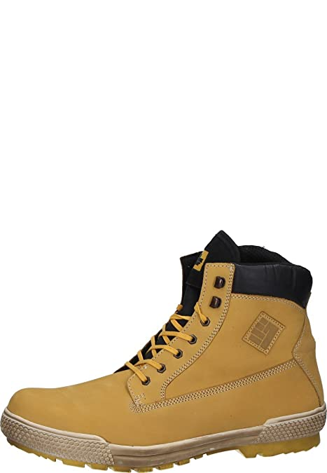 To Work For Tiger s3 SRC HRO - Botas de Seguridad - Talla 49 - Camel: Amazon.es: Zapatos y complementos