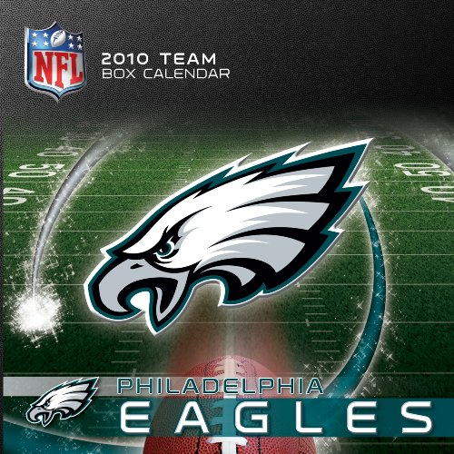 Philadelphia Eagles - Box 2010 Box Calendar