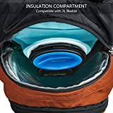 Insulated Hydration Backpack Pack with 2.5L BPA FREE...