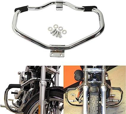 Engine Guard for Harley Davidson Sportster 1200 Sport 96-03 Craftride HS4 chrome