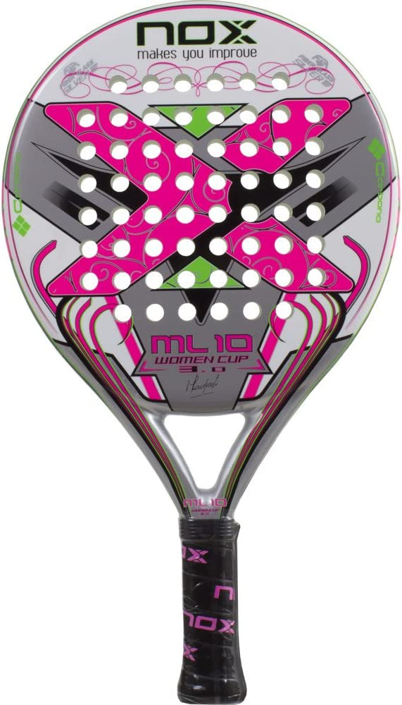 Pala NOX ML10 Women Cup 3.0: Amazon.es: Deportes y aire libre