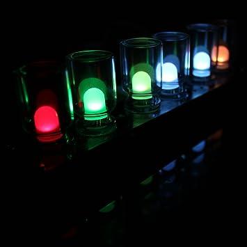 para el Accesorio Arduino Kits Reloj del Arco Iris del LED ...