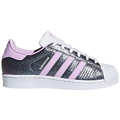 | Adidas Girl's Superstar J (6Y) | Athletic