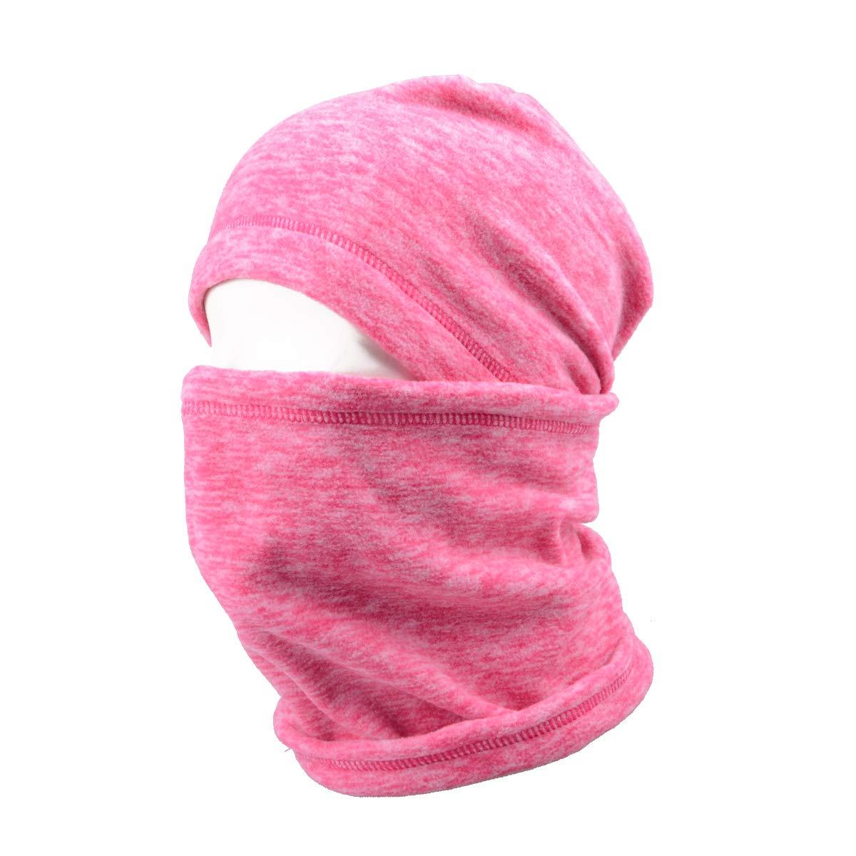 Triwonder Pasamonta/ñas Sombrero de campana Sombrero polar t/érmico M/áscara facial Cuello calentador Invierno M/áscara de esqu/í Cubierta de rostro completo Cap