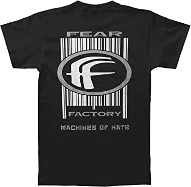 Fear Factory Machines Of Hate NEW T-Shirt