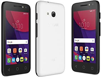 ALCATEL PIXI 4 4034F 8GB Libre 4