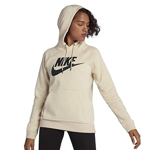 38419f7d568e Nike Women s Rally Hbr Hoodie  Amazon.co.uk  Sports   Outdoors
