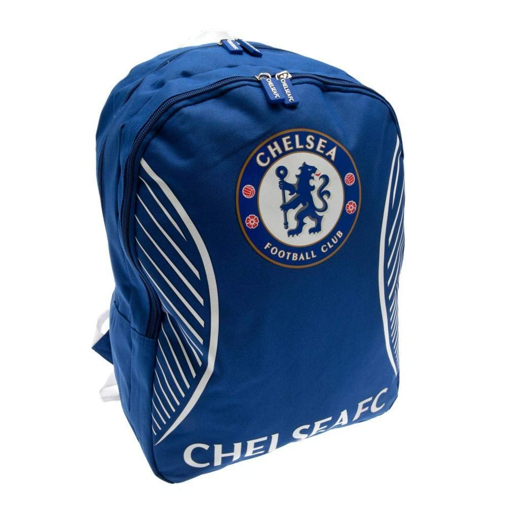 Chelsea F.C. Backpack SV Official Merchandise  Amazon.co.uk  Clothing 2508b51ae7457