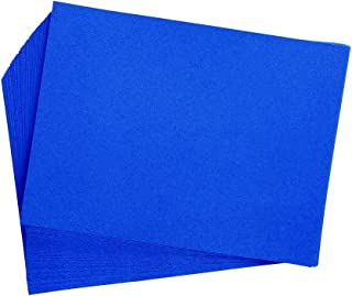 product image for Construction Paper, Blue, 9 inches x 12 inches, 50 Sheets, Heavyweight Construction Paper, Crafts, Art, Kids Art, Painting, Coloring, Drawing Paper, Art Project, All Purpose (Item # 9CPBL)