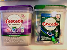 Amazon.com: Customer reviews: Cascade Platinum Actionpacs