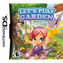 Let's Play Garden - Nintendo DS