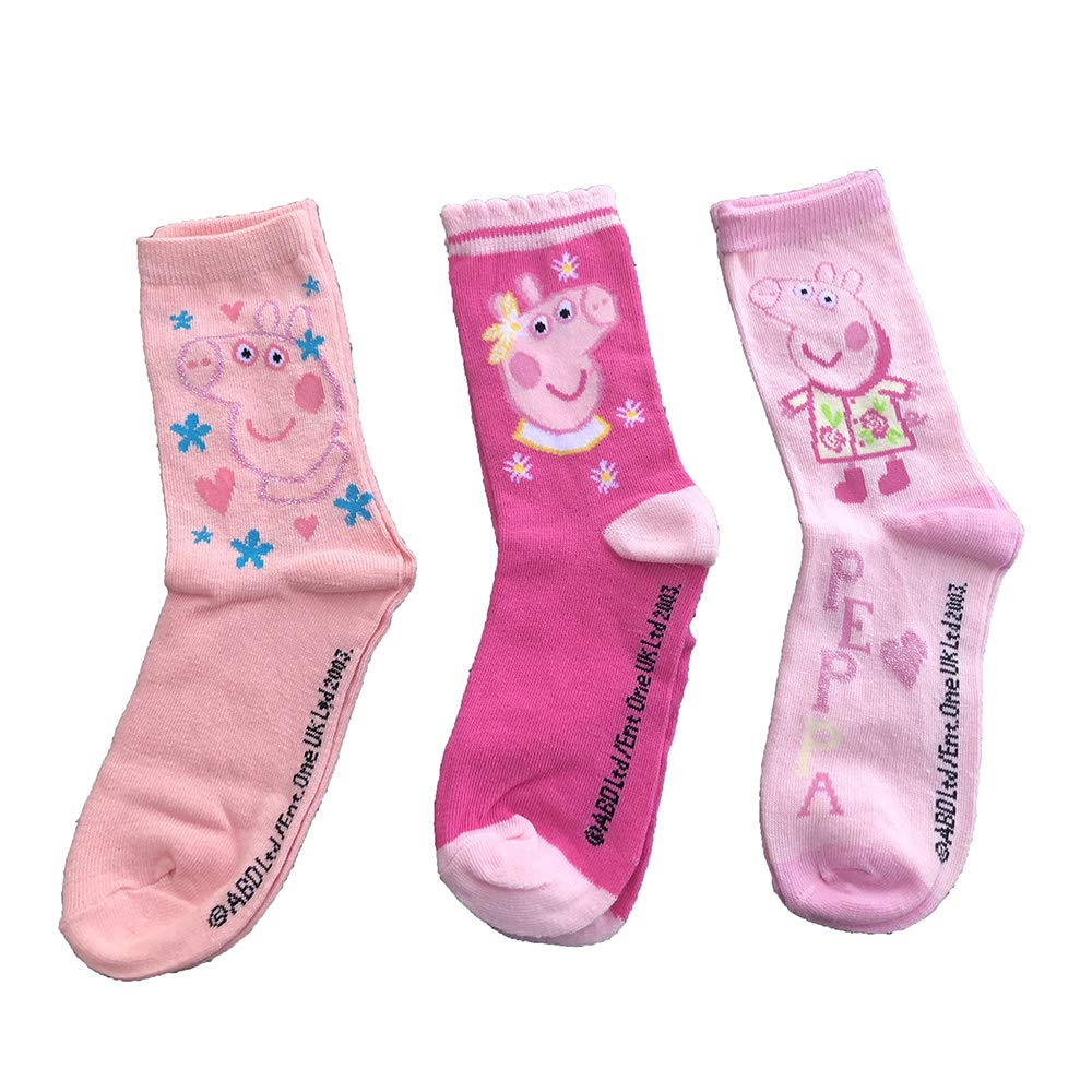 Nickelodeon Peppa pig Chaussettes filles