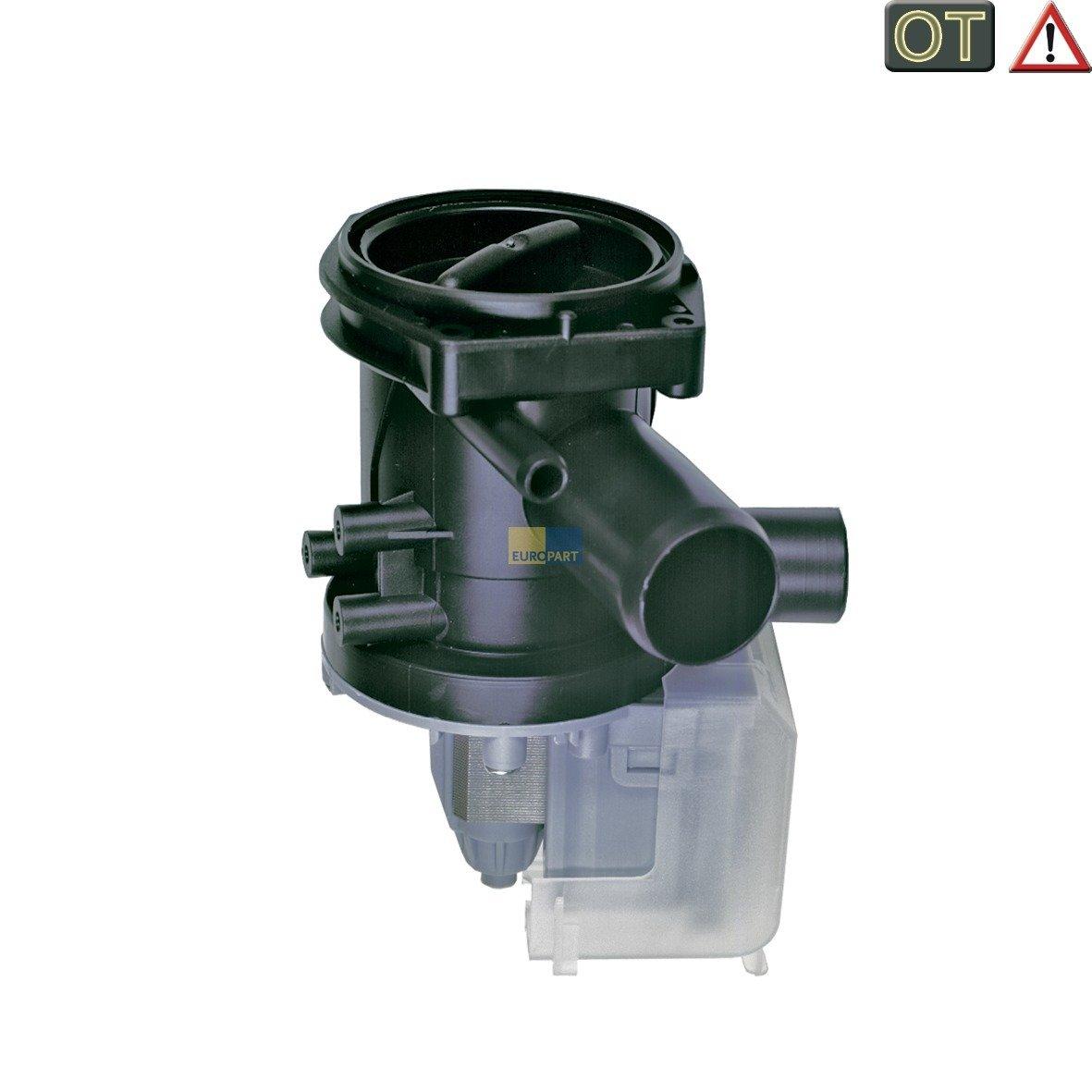 Pumpe Ablaufpumpe Laugenpumpe passend zu Bosch Siemens Waschmaschine  145212