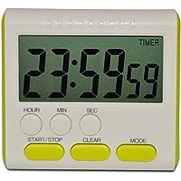Temporizador de cocina digital, Masterein, magnético, pantalla LCD