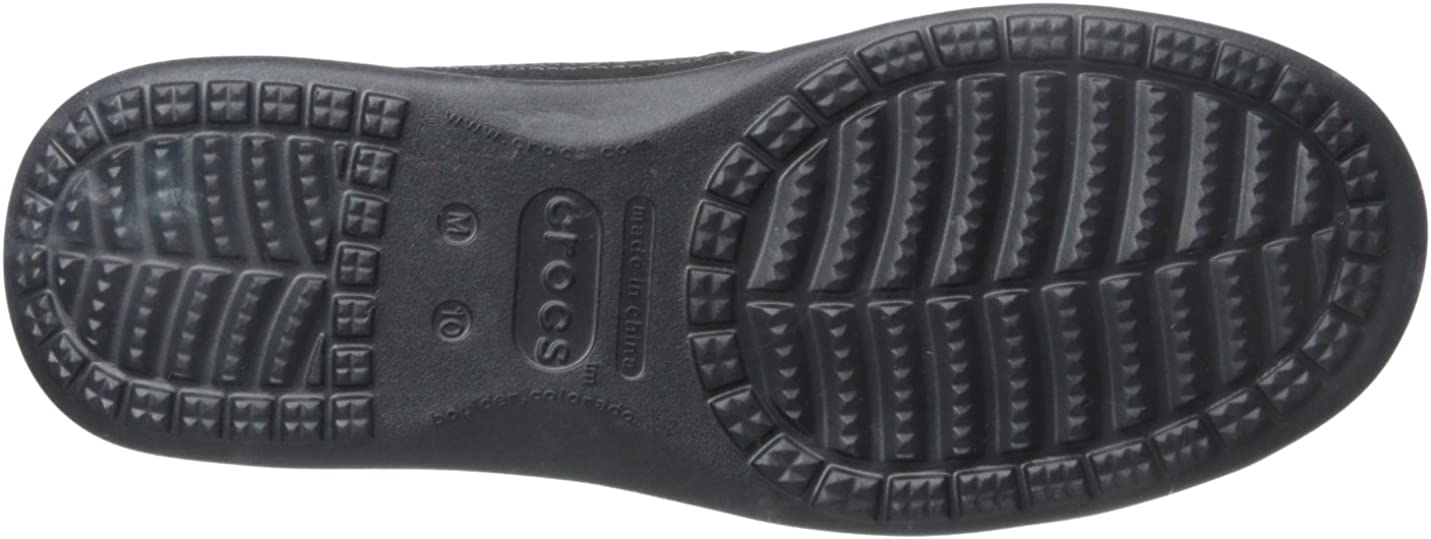 Sneaker a Collo Basso Uomo Crocs SantaCruz2LuxeLthrM