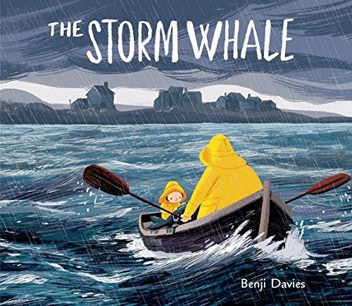 The Storm Whale [Benji Davies] (Tapa Dura)