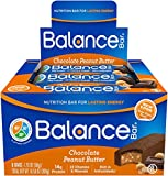 Balance Bar Chocolate Peanut Butter Balance Bar-6 per Box