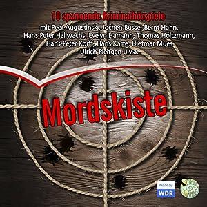 Mordskiste. 10 klassische WDR-Kriminalhörspiele Hörbuch