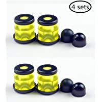 Skateboard longboard Truck Bushings HR-90A with washers and