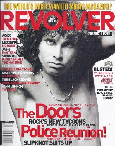 Revolver Magazine # 1 (Jim (Magazine Revolver)