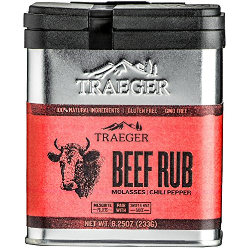 Traeger Grills SPC169 Beef Seasoning and BBQ ()