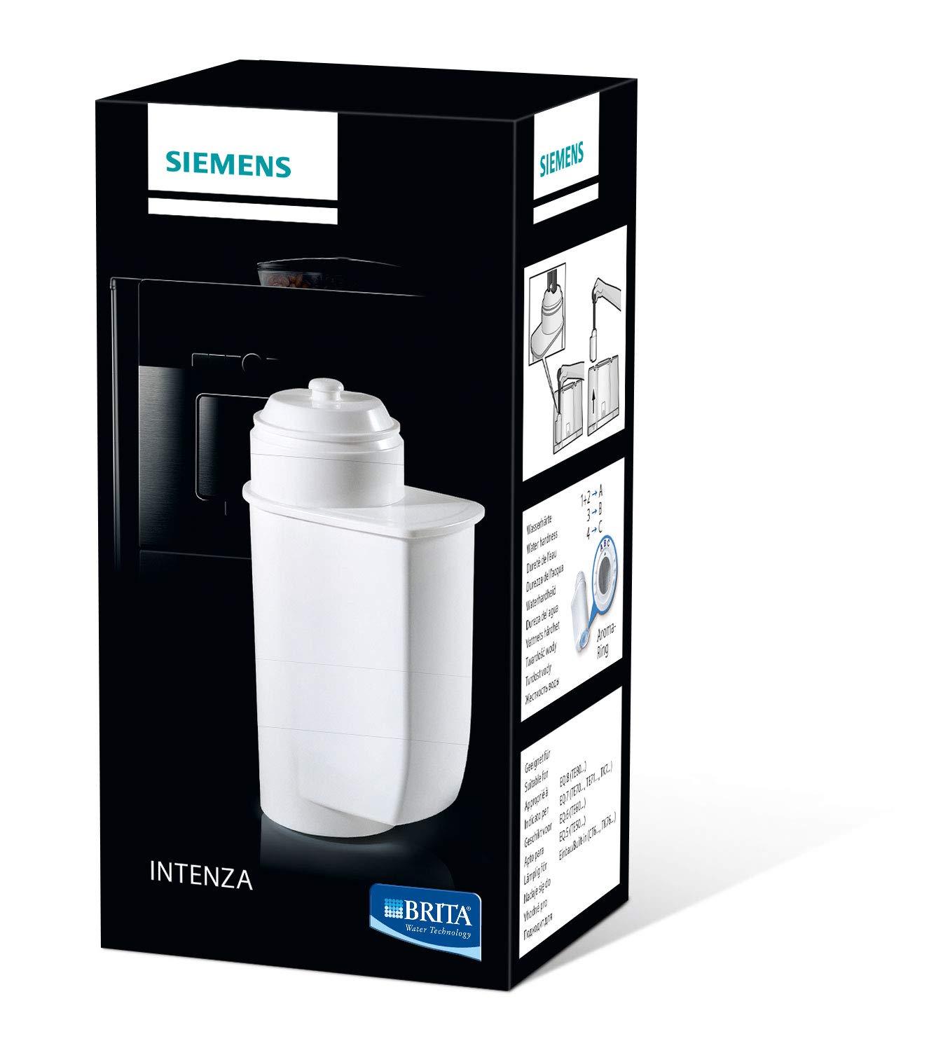 3 x Brita Intenza - Filtros de agua para cafeteras Bosch ...