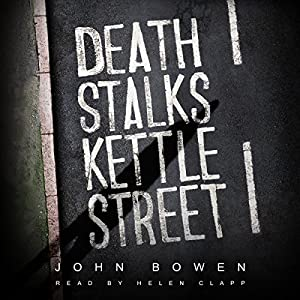 Death Stalks Kettle Street Audiobook