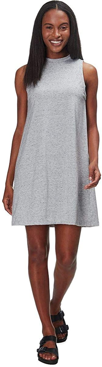 Basin and Range Century Mockneck Dress - Women's